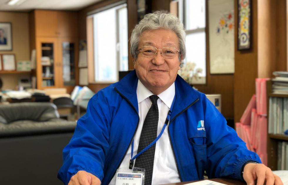 代表取締役社長 丹野司
